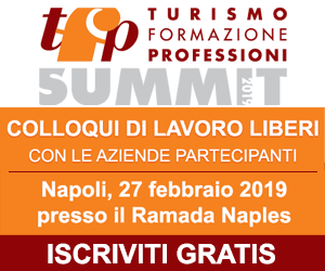 TFP Summit 2019 Napoli