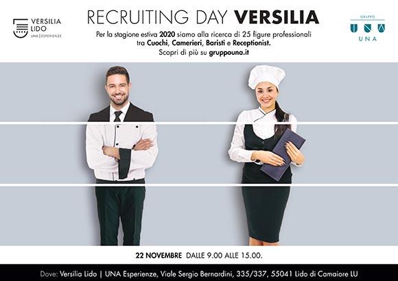Gruppo Una Recruiting Days